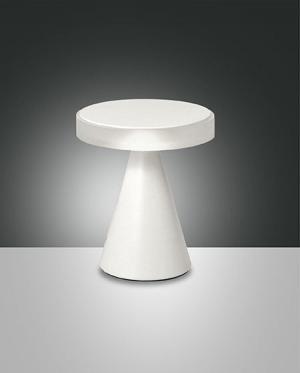 Dotykové svietidlo FABAS NEUTRA TABLE  WHITE 3386-34-102