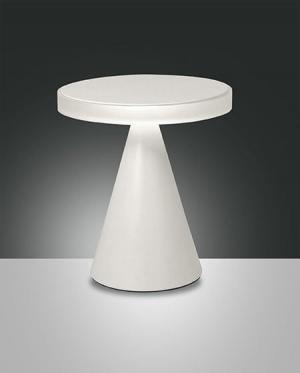 Dotykové svietidlo FABAS NEUTRA TABLE WHITE 3386-35-102