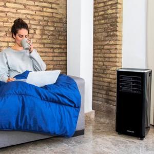 9250 DR Prenosná klimatizácia Cecotec Forceclima smartheating