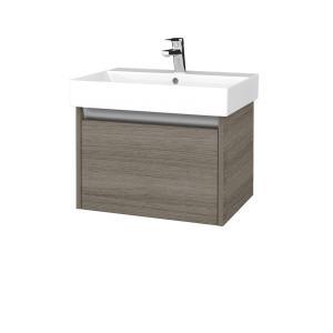 Dreja - Kúpeľňová skrinka BONO SZZ 60 - D03 Cafe / D03 Cafe 277383