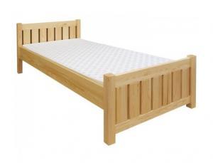 Drevená posteľ KATKA - smrek