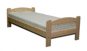 Drevená posteľ LIBOR - BUK