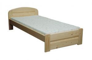 Drevená posteľ MAREK - buk
