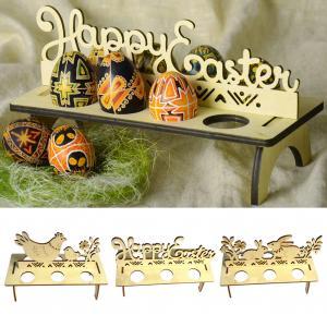 Drevená veľkonočné dekorácie na vajíčka Varianta: 3