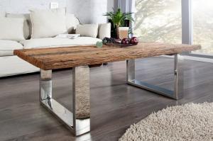 Drevený konferenčný stolík Barracuda 60 x 110 cm »