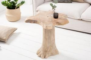 Drevený konferenčný stolík Root 64 x 62 cm »