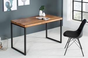 Drevený písací stôl Fusion 60 x 118 cm – 15 mm »