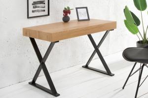Drevený písací stôl Grace 50 x 100 cm – 80 mm »