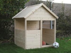 drevený záhradný domček SOLID PLAYHOUSE (S8400)