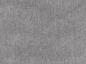 DREVONA09 Kreslo polohovacie svetlo šedé AVA TAPIO Soro 90