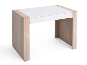 DREVONA09 Písací stolík pod PC dub bardolíno REA JAMIE
