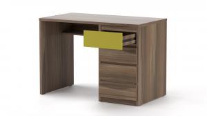 DREVONA09 Písací stolík pravý orech rockpile RP POLO 2