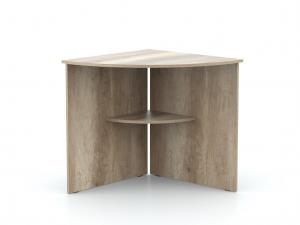 DREVONA09 Rohový stôl dub canyon OFFICE 66
