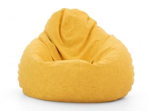 DREVONA09 Sedací vak žltý nepremokavý AQUAVAK A110