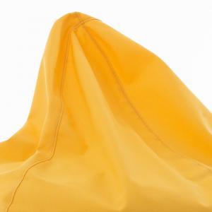 DREVONA09 Sedací vak žltý nepremokavý DOMI, Texas yellow