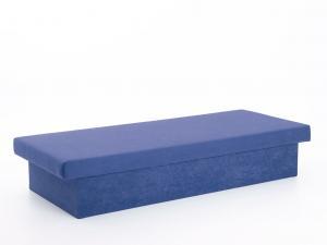 DREVONA31 Váľanda molitanová modrá JANA, Vento X9 Cobalt, 195x80