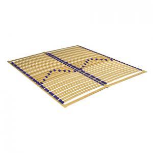 Drewmax Rošt lamelový Twinpack | M+K FOAM Prevedenie: 120 x 200 cm