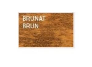 Drewmax Záhradná stolička MO99 Morenie: Brun