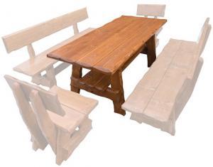 Drewmax Záhradná zostava MO268 Prevedenie: Stôl