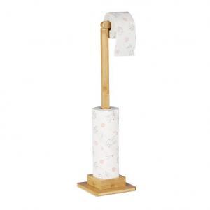 Držiak na toaletný papier RD2119, bambus