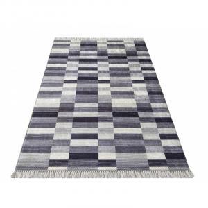 DY Koberec BLAK Grey 01 Rozmer: 100 x 60 cm