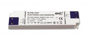 Ecolite DX-WP-30W/SLIM Elektronické trafo 230V-12V 2.5A 30W IP20