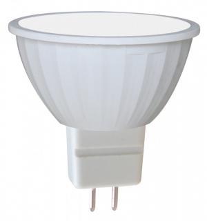 Ecolite LED žiarovka 5W GU5.3 12V Farba svetla: Denná biela LED5W-MR16/4100