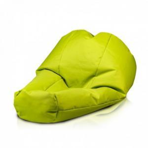 Ecopuf Sedací vak ECOPUF - ACTIVE - polyester NC1 - Svetlo zelená