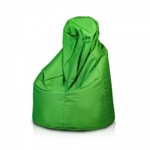 Ecopuf Sedací vak ECOPUF - ACTIVE - polyester NC2 - Zelená