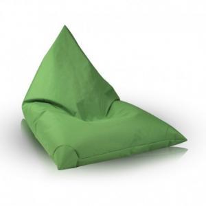 Ecopuf Sedací vak Ecopuf - Lazy L polyester NC2 - Zelená