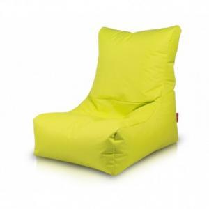 EF2003 Ecopuf Sedací vak ECOPUF - SAKURA - polyester NC1 - Svetlo zelená