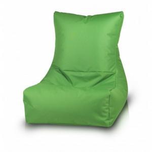 EF2003 Ecopuf Sedací vak ECOPUF - SAKURA - polyester NC2 - Zelená
