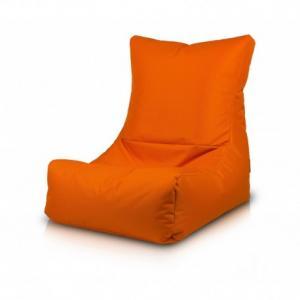 EF2003 Ecopuf Sedací vak ECOPUF - SAKURA - polyester NC9 - Oranžová