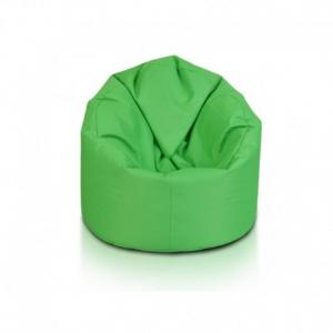 Ecopuf Sedací vak ECOPUF - STAR - polyester NC2 - Zelená