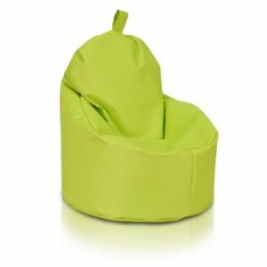 EF2018 Ecopuf Sedací vak ECOPUF - YOKO - polyester NC1 - Svetlo zelená
