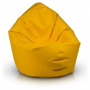 Ecopuf Sedací vak ECOPUF - ZAC - polyestér NC4 - Žltá