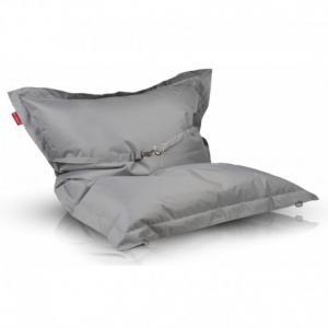 EF2037 Ecopuf Sedací vankúš ECOPUF - Pillow CLASSIC polyester NC13 - Svetlo sivá