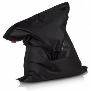 EF2037 Ecopuf Sedací vankúš ECOPUF - Pillow CLASSIC polyester NC14 - Čierna