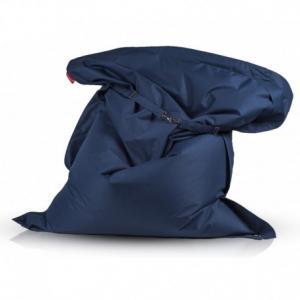 EF2037 Ecopuf Sedací vankúš ECOPUF - Pillow CLASSIC polyester NC8 - Tmavo modrá