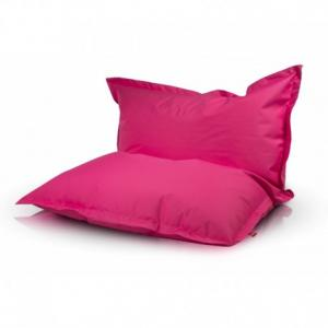 EF2040 Ecopuf Sedací vankúš Ecopuf - Pillow L polyester NC10 - Rúžová