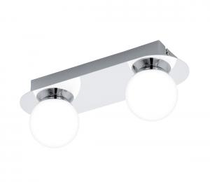 Eglo 94627 - LED Kúpeľňové svietidlo MOSIANO 2xLED/3,3W/230V