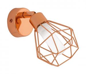 Eglo 95545 - LED bodové svietidlo ZAPATA 1xG9-LED/2,5W/230V