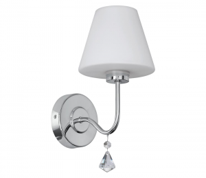 Eglo 97609 - LED Kúpeľňové nástenné svietidlo LORETTO 1xG9/3W/230V
