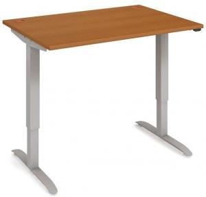 Elektricky výškovo nastaviteľný stôl Motion2 - Podla výberu, Elektrický zdvih, 1600 mm, 705 - 1205 mm, 800 mm, základný ovládač