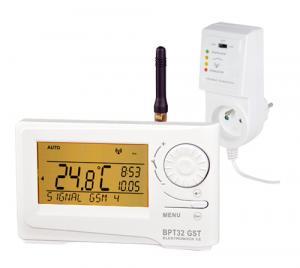 Elektrobock BPT32 GST bezdrôtový termostat s GSM modulom