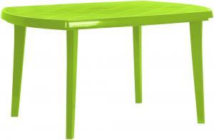 ELISE stôl - svetlo zelený