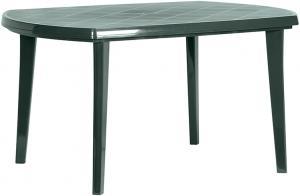 ELISE stôl - zelený