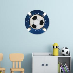Elobra Soccer Ball Blue 127766