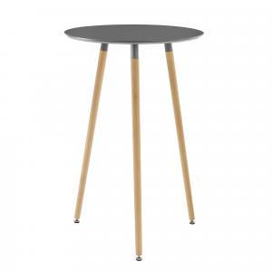 [en.casa]® Barový stôl HTRT-0104