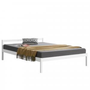 [en.casa] ABWB-2009 borovicový rám postele s roštom 180x200 cm